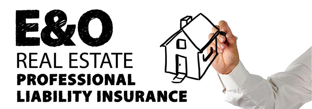 Real estate broker insurance