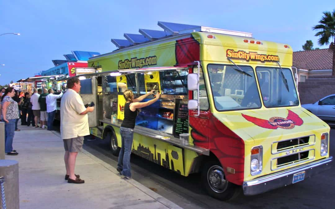 Professional Food Trucks