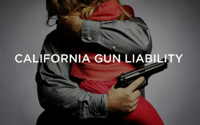 California Gun Liability Protection